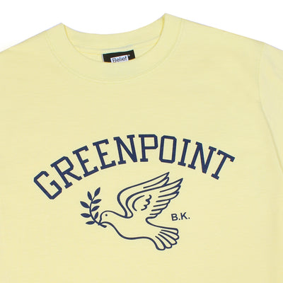 Greenpoint Tee - Lemon