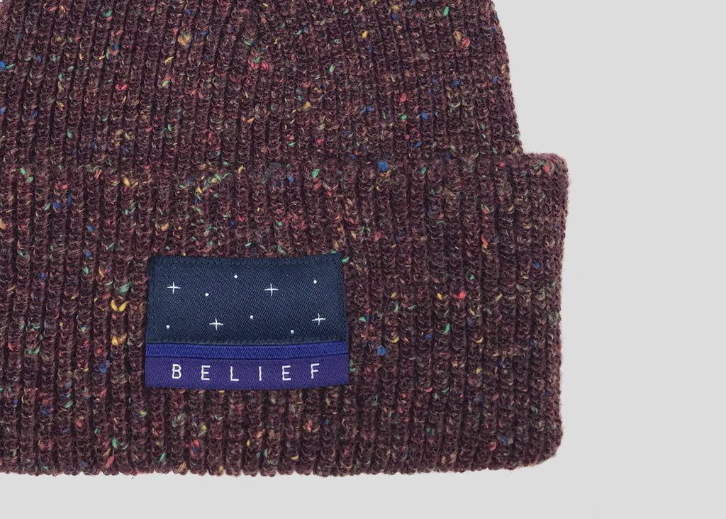 Galaxy Beanie - Port