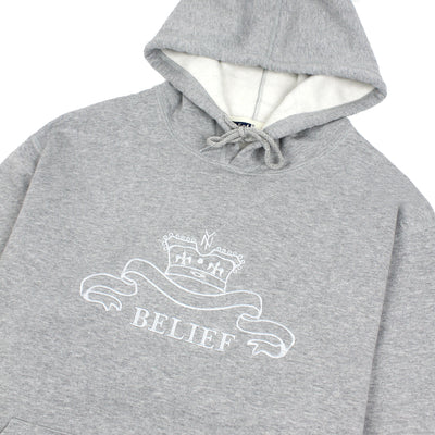 Heritage Hoody - Heather Grey