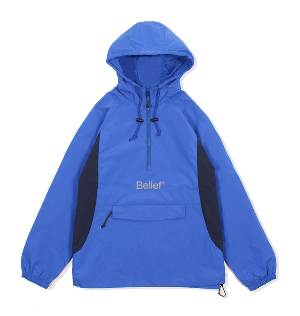 Sport Logo Anorak - Royal Blue