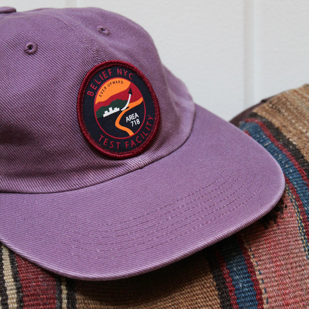 Roswell 6 Panel - Concord