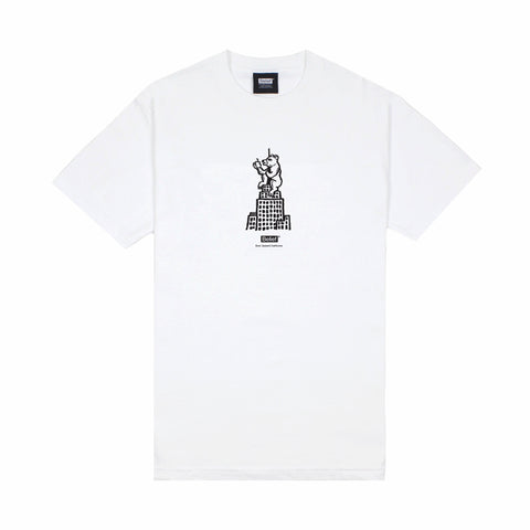 California Relief Tee - White