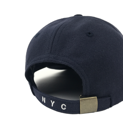 Ivy League 6 Panel - Navy