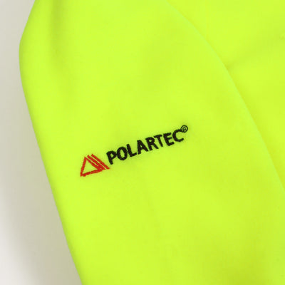 Polartec® Pocket L/S Shirt - Safety Yellow