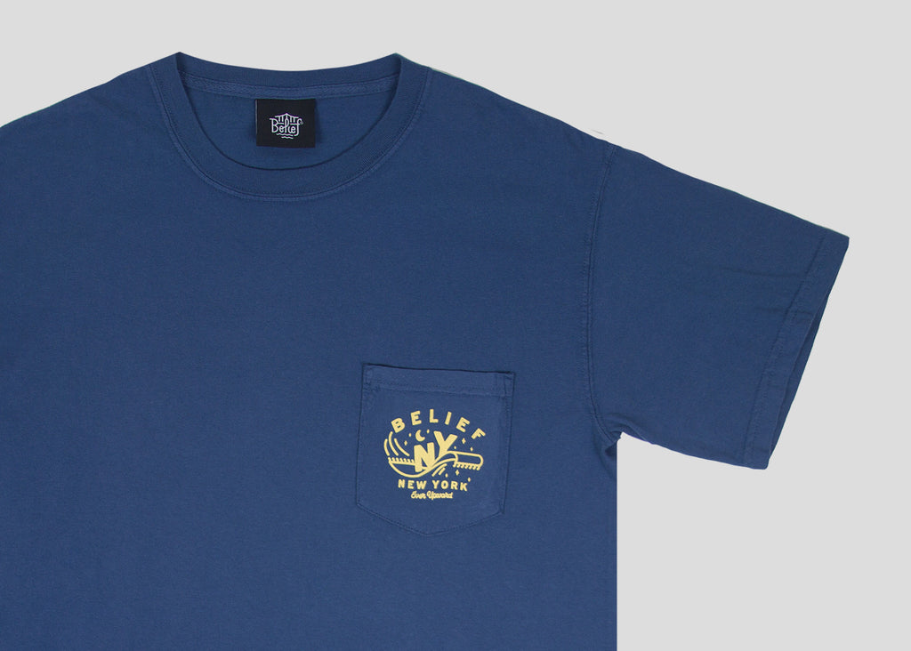Magic Pocket Tee - Midnight