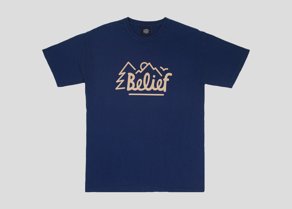 Outsiders Tee - Navy