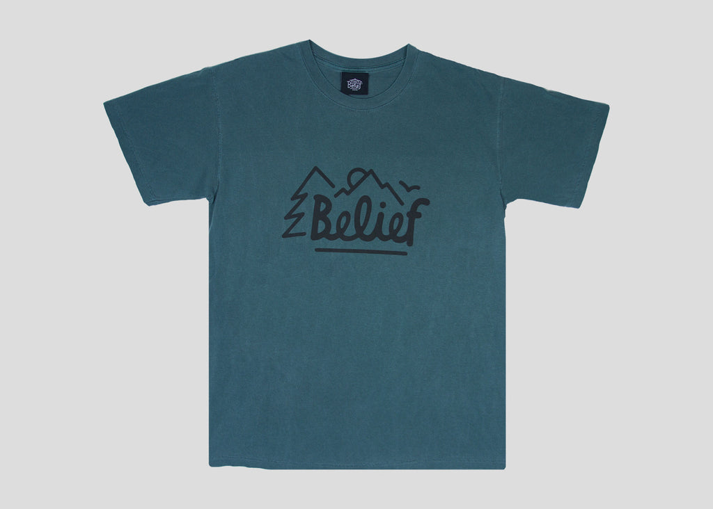 Outsiders Tee - Spruce