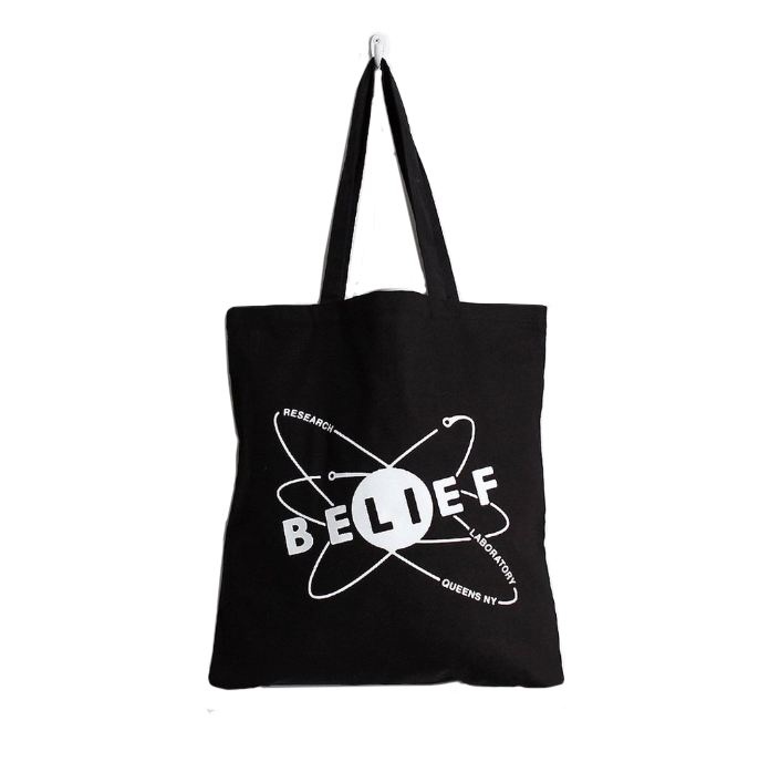 Physics Tote - Black