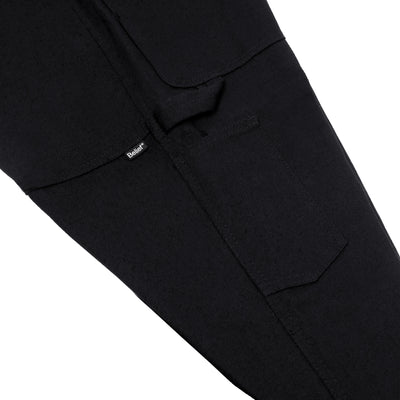 Industrial Carpenter Pant - Black