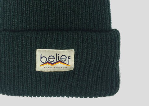 Peak Beanie - College Green