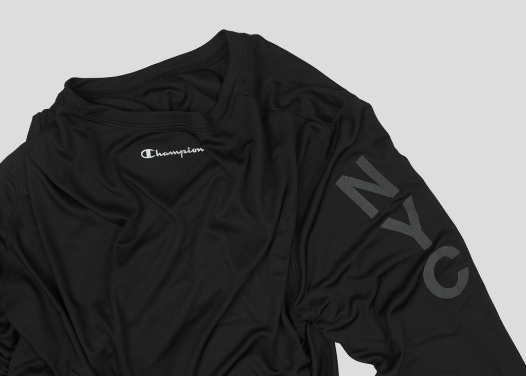 Performance Champion™ Jersey - Black