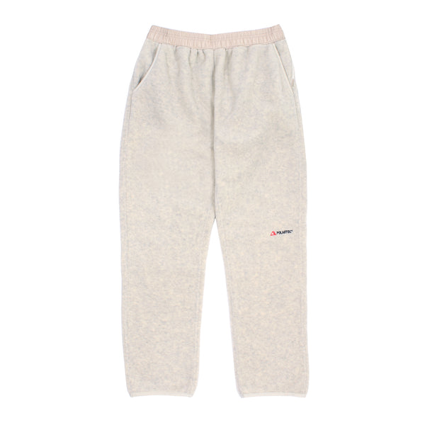 Polartec® Fleece Pants - Oatmeal Heather