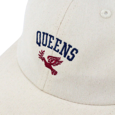 Queens 6 Panel - Natural