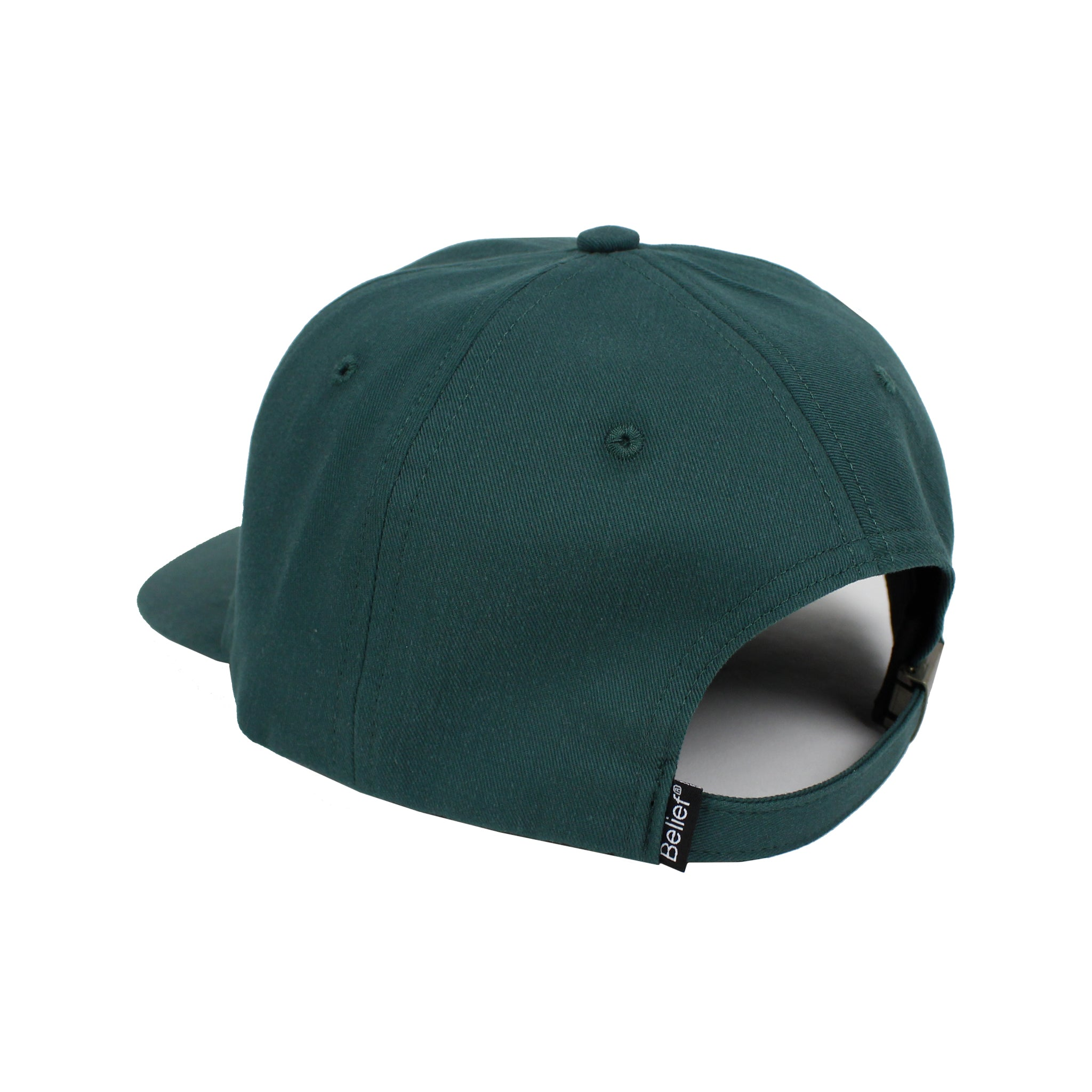 Queens 6 Panel - Hunter