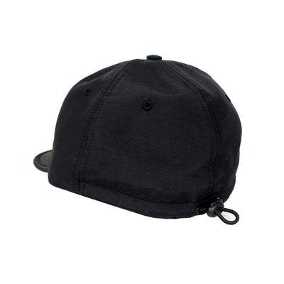 Run Club 6 Panel - Black