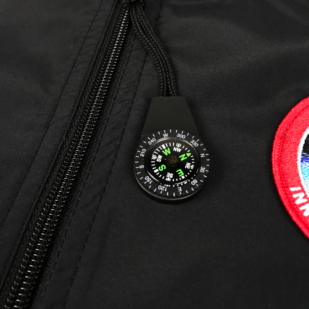 Shuttle Anorak - Black