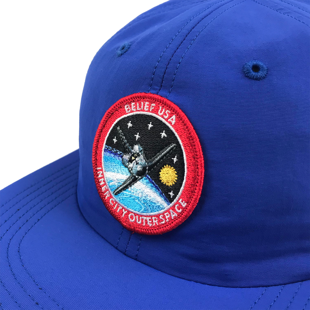 Shuttle 6 Panel - Royal
