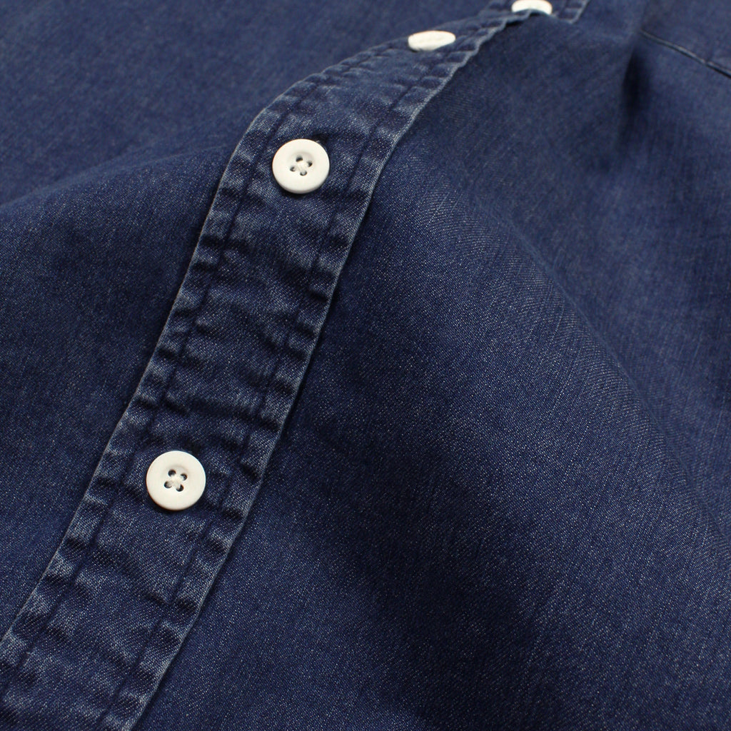 Union S/S Button Up - Denim