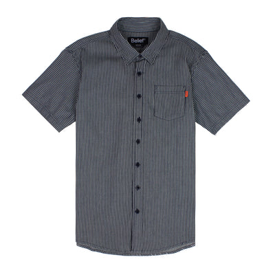 Union S/S Button Up - Railroad