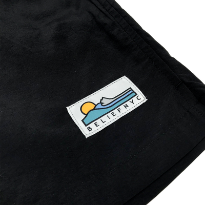 Terrain Swim Shorts - Black