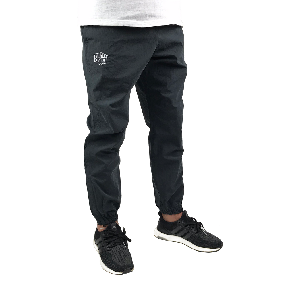 Triboro Champion™ Track Pants - Black
