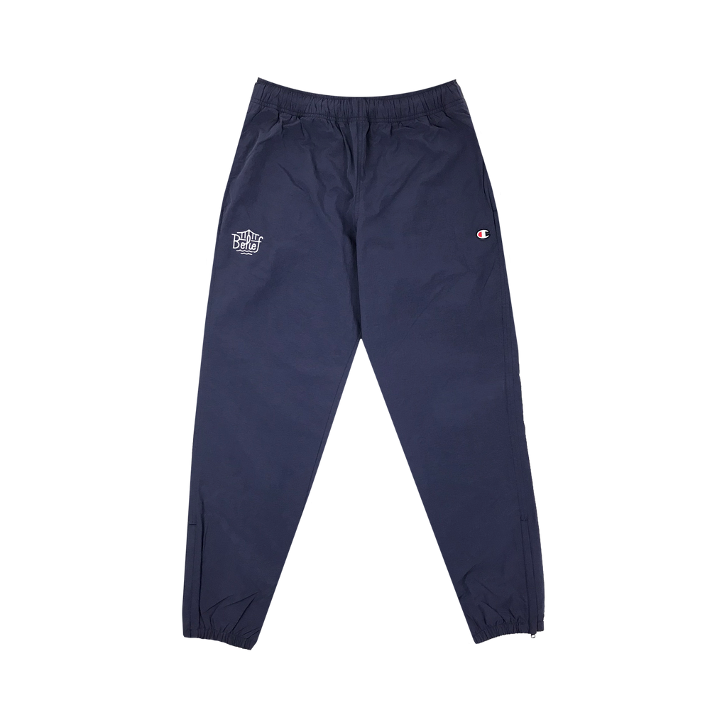 Triboro Champion™ Track Pants - Navy