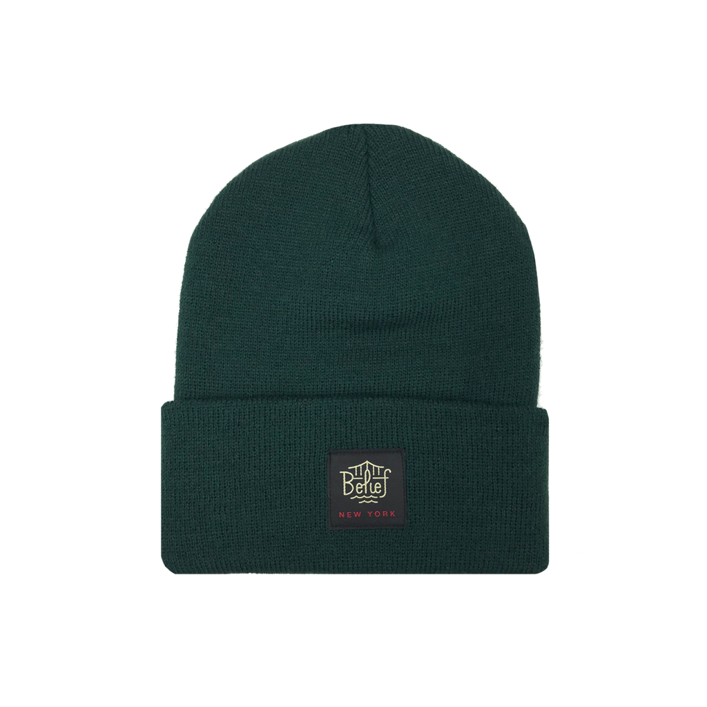 Triboro Beanie - Hunter