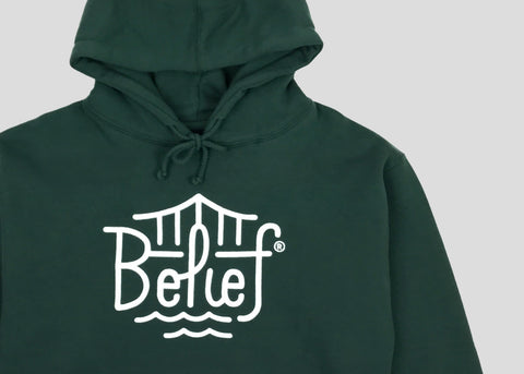 Triboro Hoody - Alpine Green