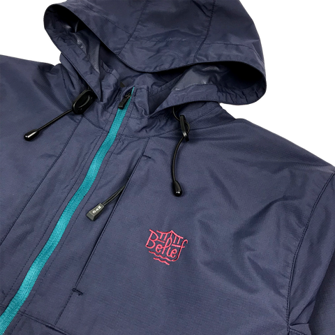 Triboro Windbreaker - Navy