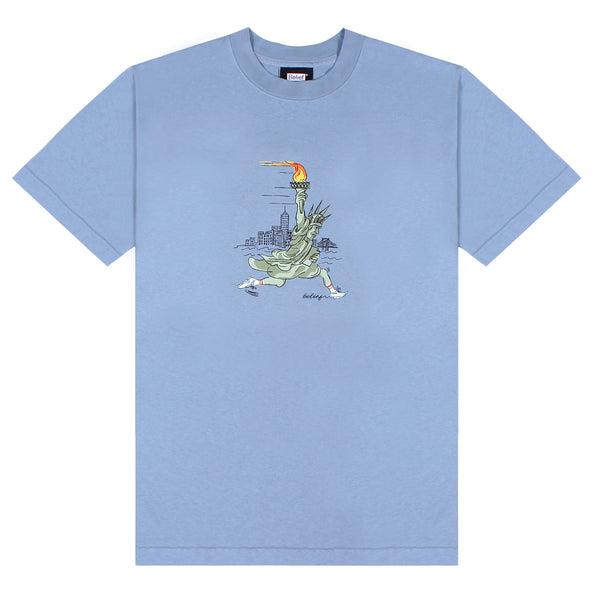 Triumph Tee - Clear Blue