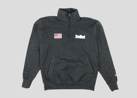 World Trade Champion™ Fleece - Charcoal
