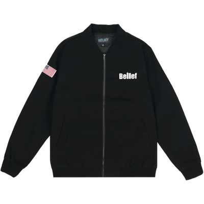 World Trade Jacket - Black