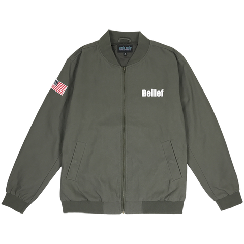 World Trade Jacket - Olive