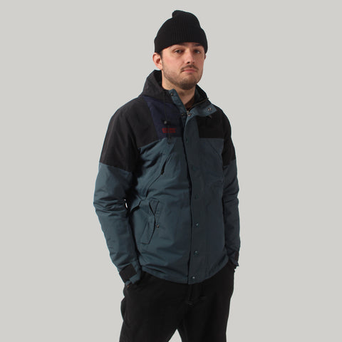 Northern Jacket - Dark Teal/Black