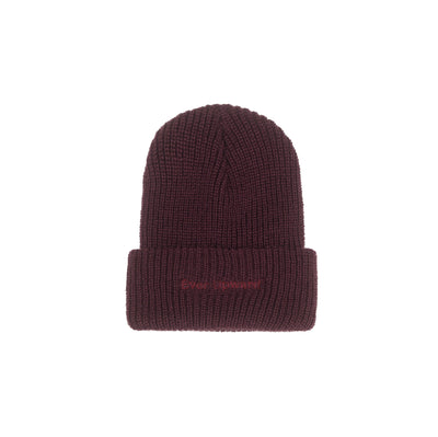 Upward Beanie - Burnt Umber