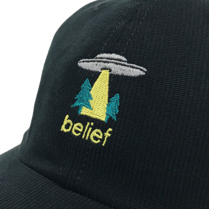 Believe Cap - Black