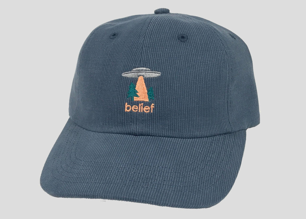 Believe Cap - Ocean Blue