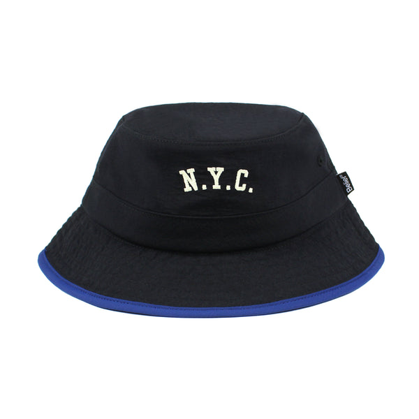 City Bucket Hat - Black