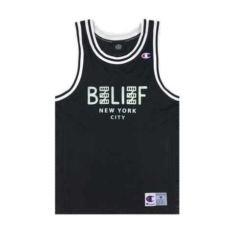 City Block Champion™ Mesh Tank - Black