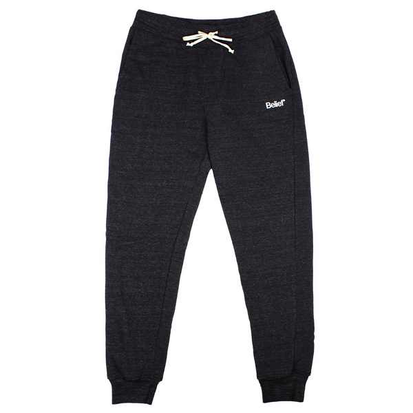 Logo Sweatpant - Eco Black