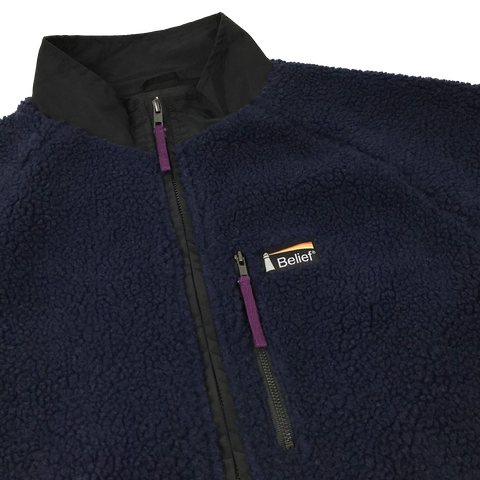 Lighthouse Fleece - Midnight