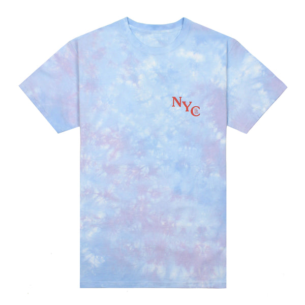 Land Trust Tee - Blue Multi