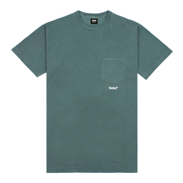 Core Pocket Tee - Pine