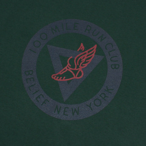 Run Club Tee - Hunter