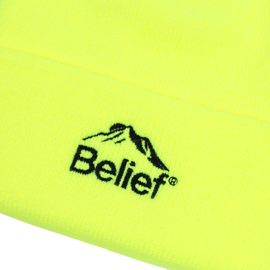 Summit Beanie - Safety Yellow