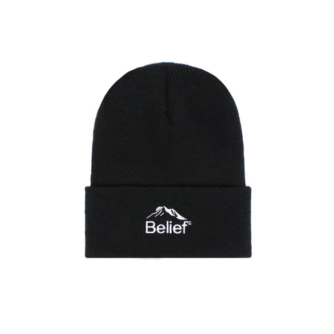 Summit Beanie - Black