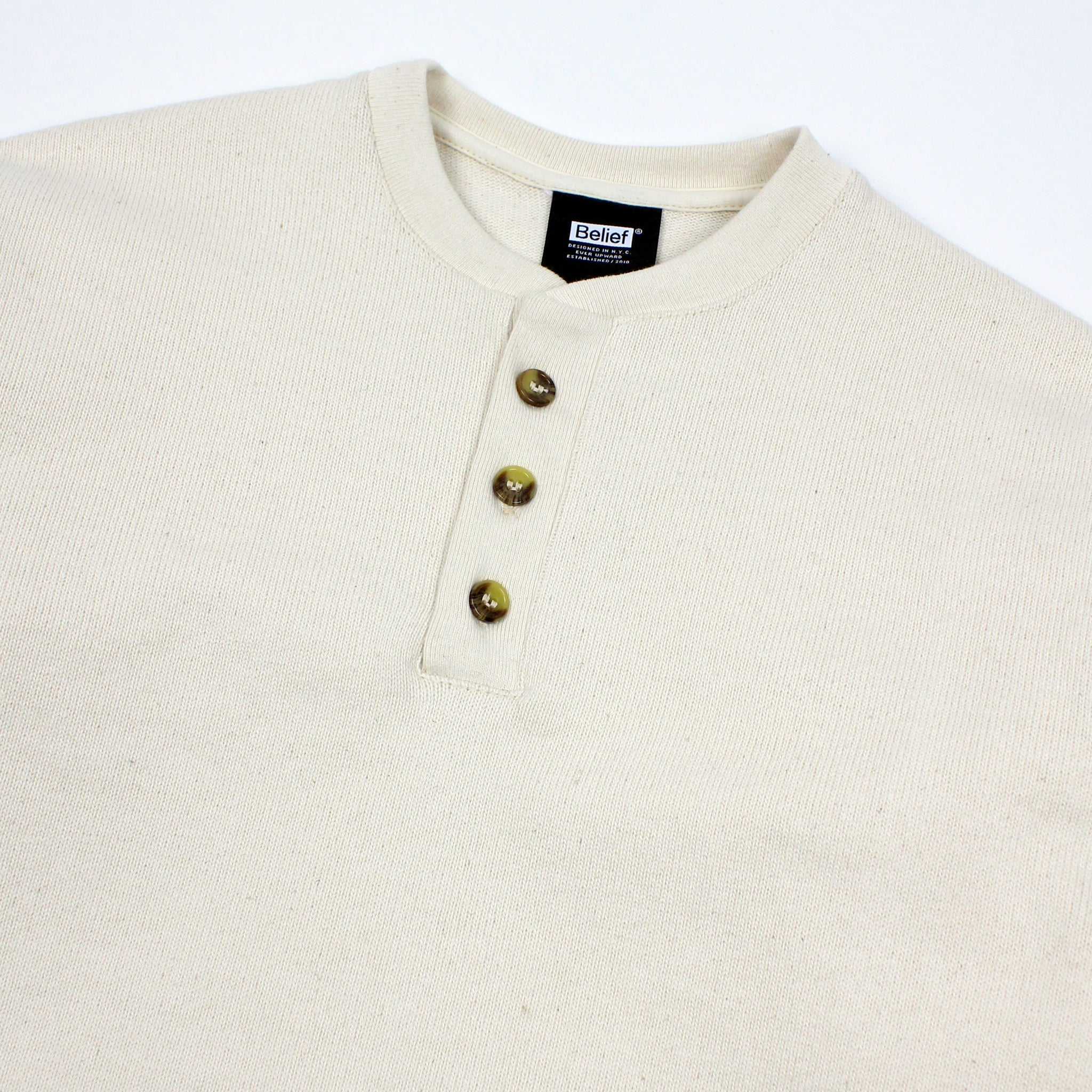 Woodstock Henley - Natural