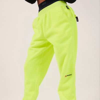 Polartec® Fleece Pants - Safety Yellow