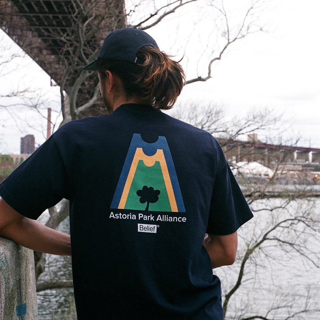 Alliance Tee - Navy