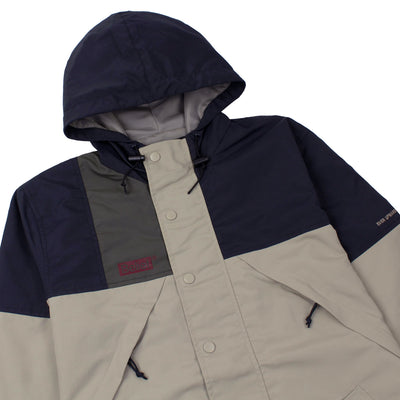 Northern Jacket - Natural/Navy